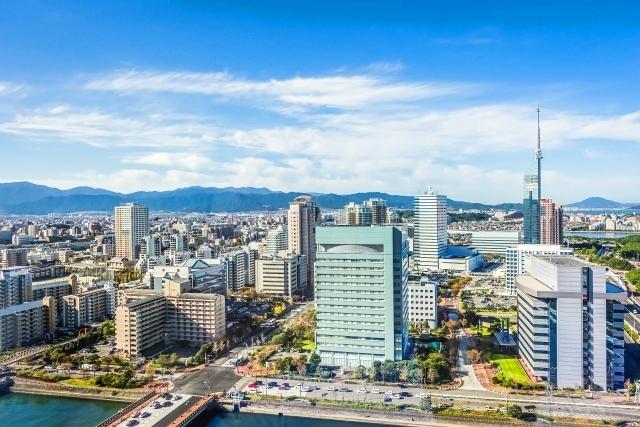 福岡の代表的なホットヨガ