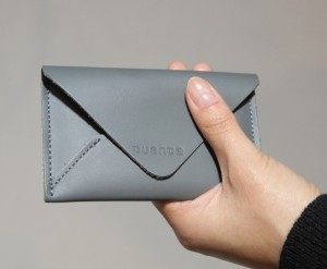 DUENDE LEATHER CARD CASE