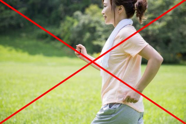 ダイエットでランニングは無意味
