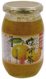 高知県産ゆず使用 ゆず茶