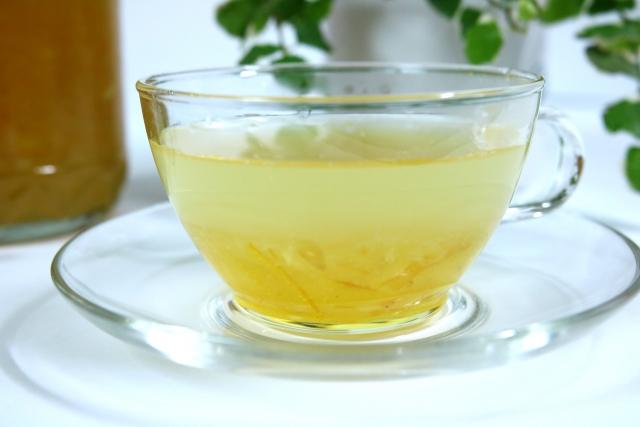 ゆず茶のおすすめの飲み方