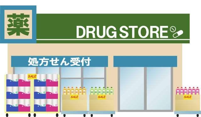 ドラッグストア・薬局で購入できる除菌アイテム