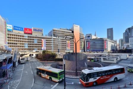 銀蔵の新宿西口店