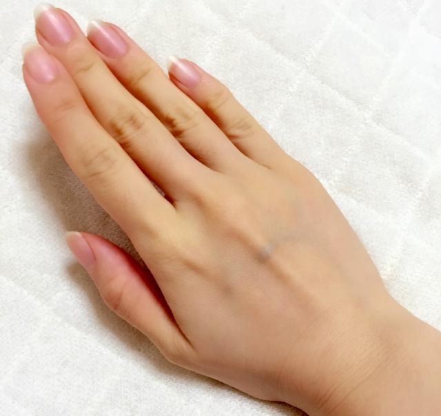 ハイポキニウムを育て爪ピンクを伸ばすセルフケア