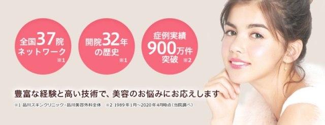 品川スキンクリニック美容皮フ科 福岡